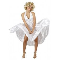 Déguisement blonde super sexy Marilyn taille M-L Déguisements 95414