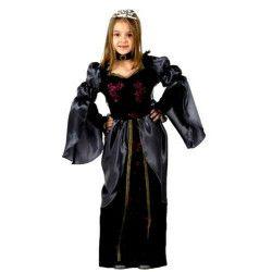 Déguisement reine médiévale fille 3-4 ans Déguisements 95579
