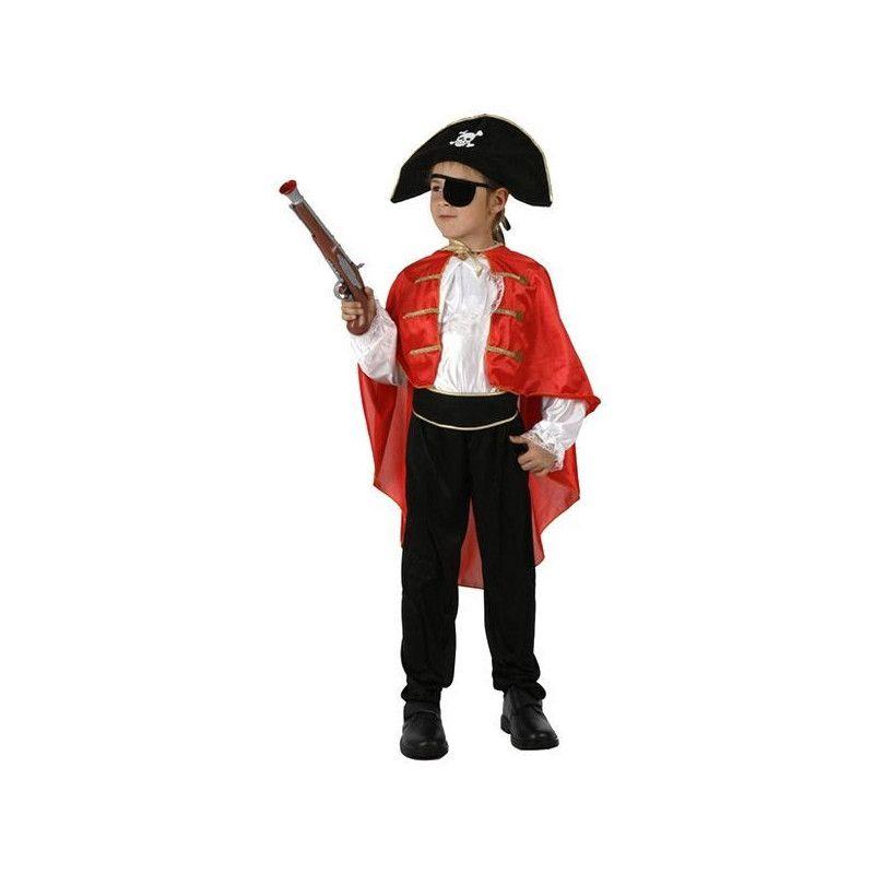 d guisement de capitaine pirate gar on 10 12 ans. Black Bedroom Furniture Sets. Home Design Ideas