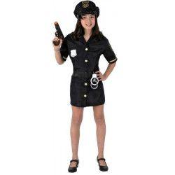 Déguisement policière fille 3-4 ans Déguisements 95785