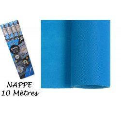 Nappe intissée 10 m - Turquoise Déco festive 96074