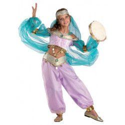 Déguisements, Déguisement danseuse orientale enfant 8 ans, 96308, 36,90€