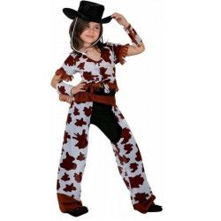 Déguisement cowgirl fille 5-6 ans Déguisements 96488