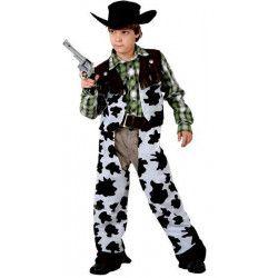 Déguisements, Deguisement enfant Cowboy 5-6 ans, 96492, 23,74€