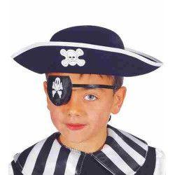 Chapeau tricorne enfant Accessoires de fête 13555