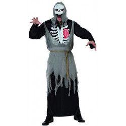 Déguisement zombie squelette homme taille M-L Déguisements 96751