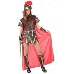 Déguisement guerrière romaine femme taille M-L Déguisements 96781
