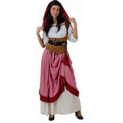 Déguisement jeune fille médiévale femme taille L Déguisements 96801
