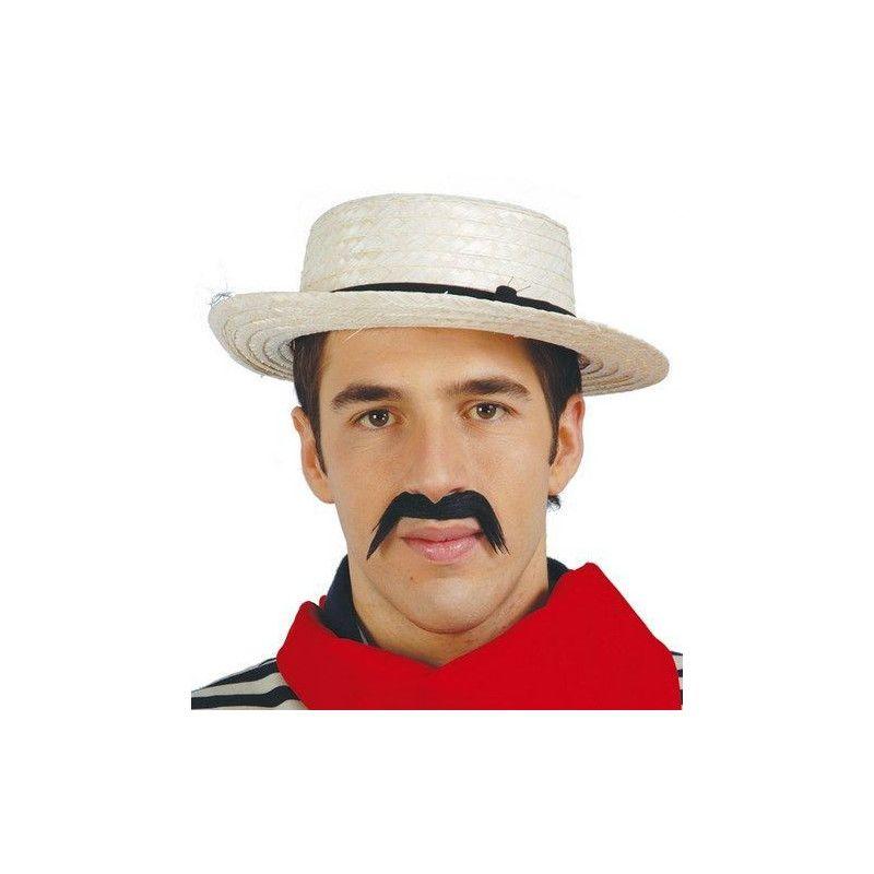Chapeau gondolier adulte Accessoires de fête 13600