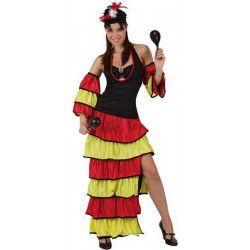 Déguisement danseuse de rumba taille S Déguisements 96850