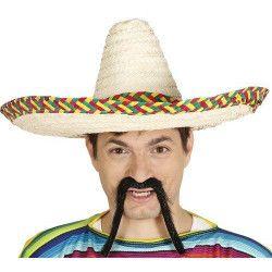 Chapeau mexicain 50 cm adulte Accessoires de fête 13614