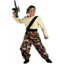 Déguisement Rambo garçon 7-9 ans Déguisements 97908