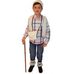 Déguisement enfant Berger taille 3-4 ans Déguisements 98410