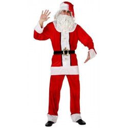 Déguisement Père Noël homme taille M-L Déguisements 98454