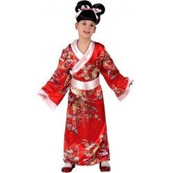 Déguisement fille Japonaise 3-4 ans Déguisements 98495