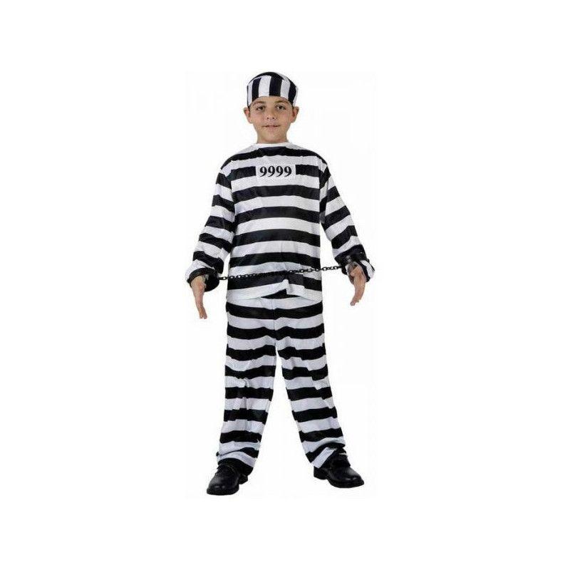 Deguisement de Prisonnier 3-4 ans Déguisements 98638