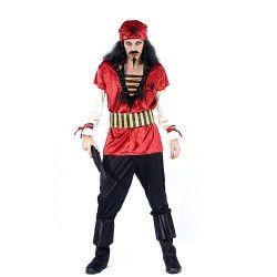 Déguisement pirate homme taille unique Déguisements 9896LE PIRATE