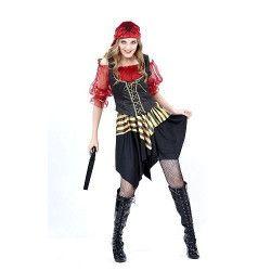 Déguisement pirate femme taille M-L Déguisements 9897LA PIRATE