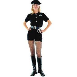 Déguisement policière femme taille M-L Déguisements 9897POLICIERE