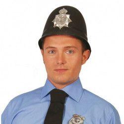 Accessoires de fête, Casque policier anglais bobbies, 13668, 3,95€