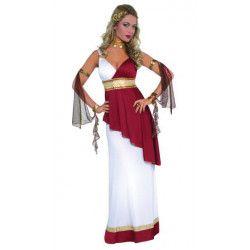 Déguisements, Déguisement impératrice romaine femme taille XS, 996158, 38,90€