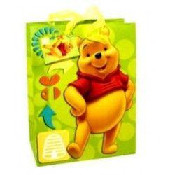 Déco festive, Sac Winnie l'ourson 23x18 cm, 1380143, 1,29€