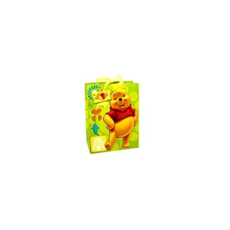 Sac Winnie l'ourson 23x18 cm Déco festive 1380143
