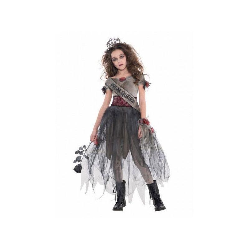 déguisement reine du bal des zombies fille ado 14-16 ans