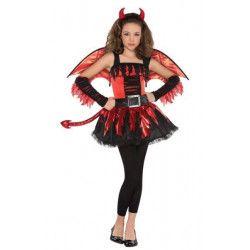 Déguisement diablesse diabolique fille ado 14-16 ans Déguisements 997494