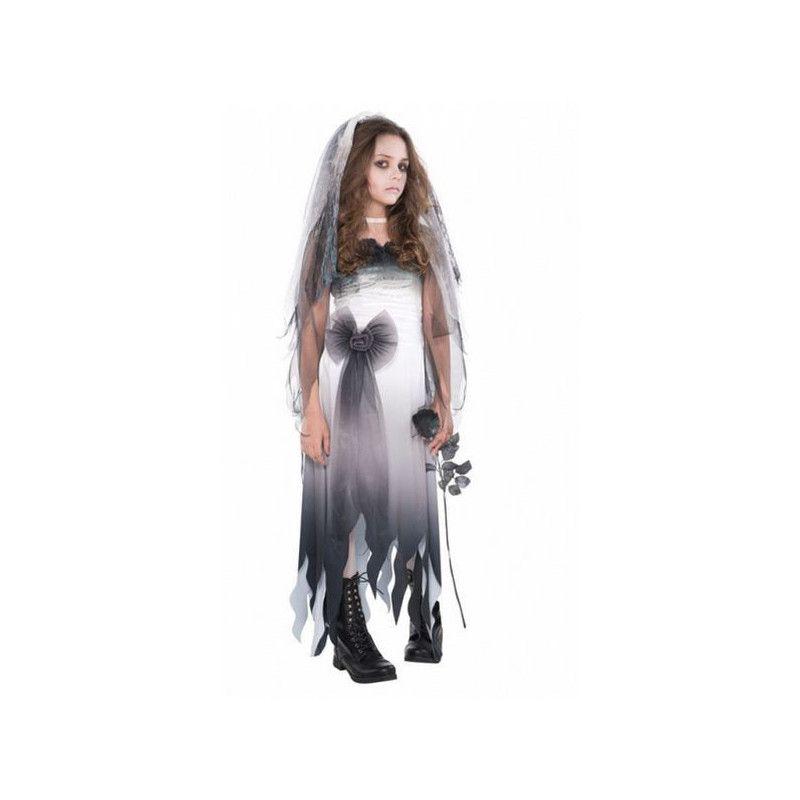 déguisement mariée d'outre-tombe fille ado 14-16 ans