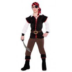 Déguisement pirate des mers garçon 12-14 ans Déguisements 997657