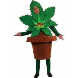 Déguisement humoristique plante verte hilarante adulte Déguisements 99911