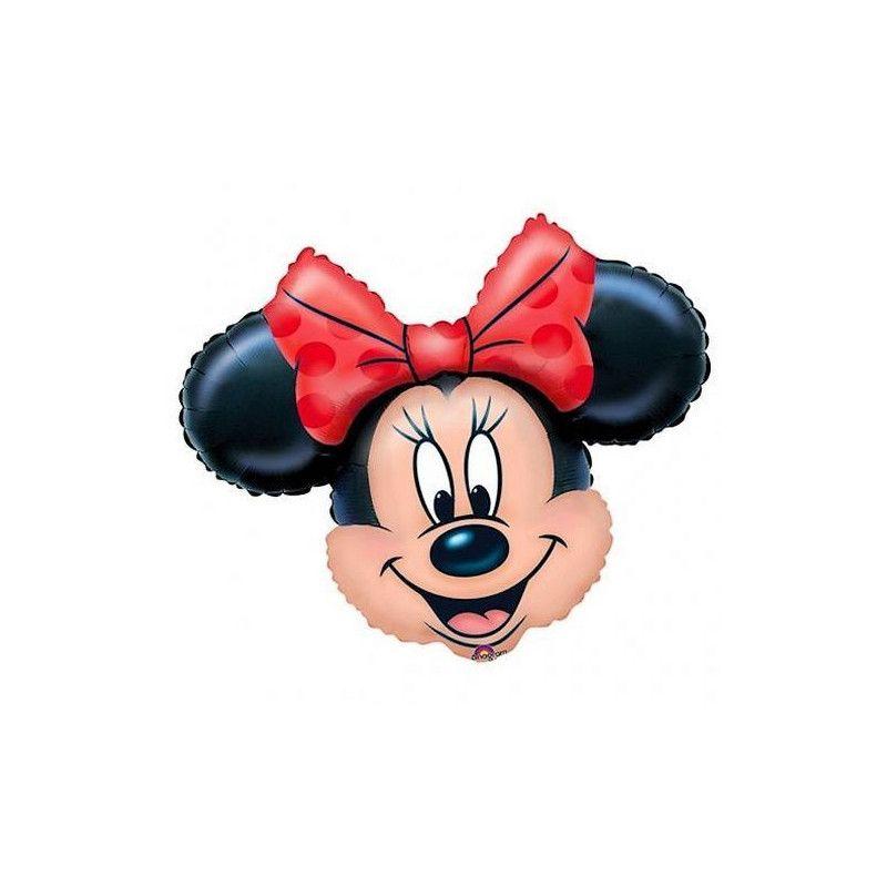 Tête de Minnie gonflable Jouets et articles kermesse A2291202