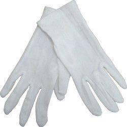 Gants blancs enfant Accessoires de fête AC0807BLANC