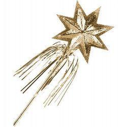 Baguette magique dorée Accessoires de fête ACH0104OR