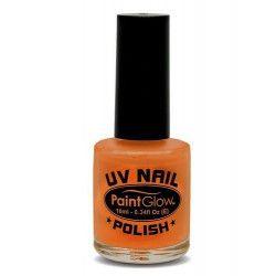 Vernis à ongles orange néon UV 12 ml Accessoires de fête AJ1A05