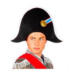 Chapeau Napoleon Waterloo Accessoires de fête B04184