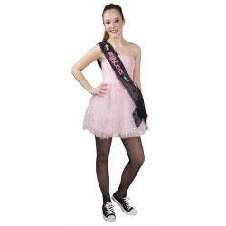 Echarpe de Miss Princess Accessoires de fête B44064
