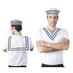 Col de matelot ou marin Accessoires de fête B44354