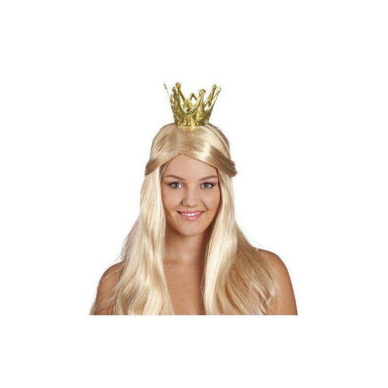 Couronne dorée Amy Accessoires de fête B61591