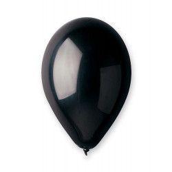 Sachet 12 ballons standard 30 cm noir Déco festive BA19105NOIR
