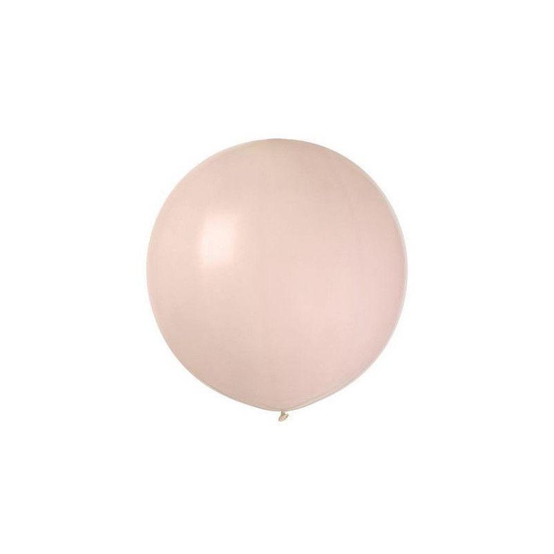 Sachet 1 ballon baudruche géant 80 cm pêche Déco festive BA19813-PECHE