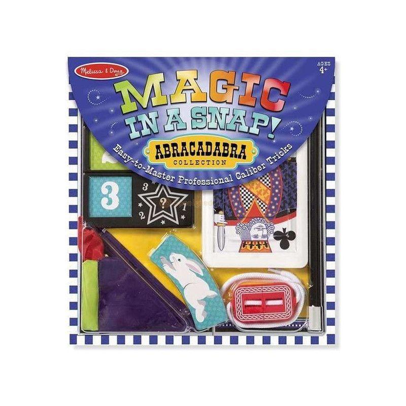 Divers, Coffret de magie abracadabra, 14032, 24,50€