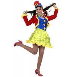 Déguisement clown femme taille M-L Déguisements BT08020