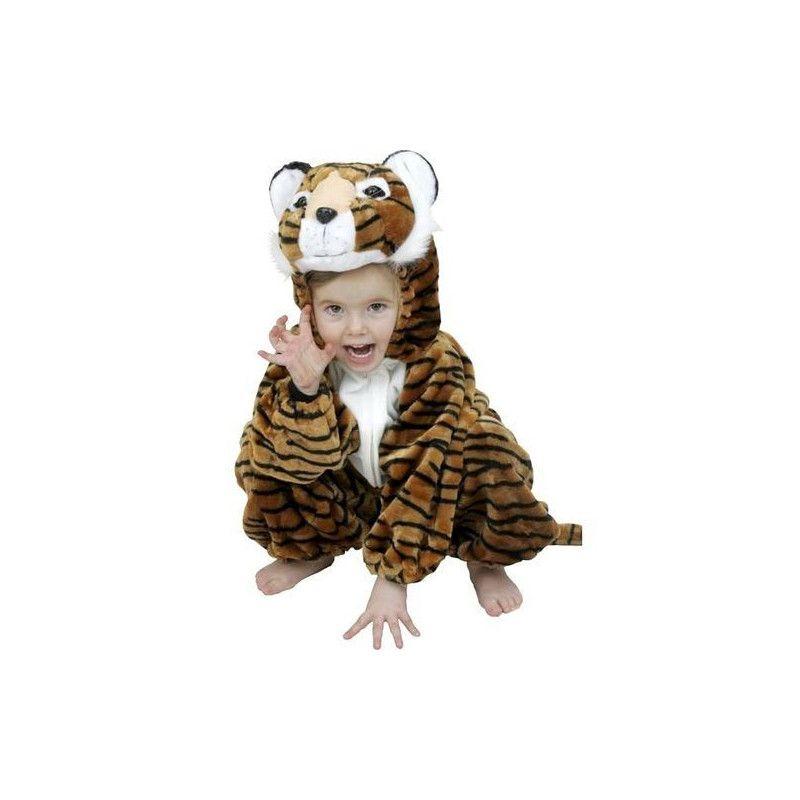 Déguisement tigre peluche enfant 4 ans Déguisements C1017116