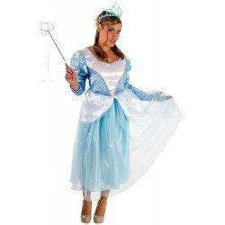 Déguisement princesse bleue femme taille M Déguisements C4022L