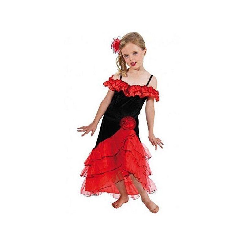 Déguisement espagnole fille 11-12 ans Déguisements C4028152