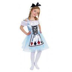 Déguisement Alice fille 8 ans Déguisements C4081140
