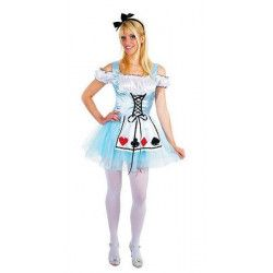 Déguisements, Déguisement Alice femme taille XS, C4081XS, 29,90€