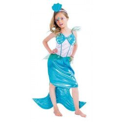 Déguisement sirène fille 8 ans Déguisements C4115140